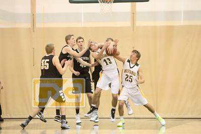 High School Boys' Basketball 2015-16